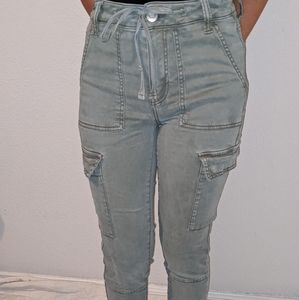 Jeans, cargo pants